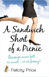 A Sandwich Short of a Picnic Book COver